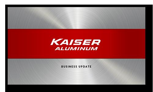 Investors Kaiser Aluminum